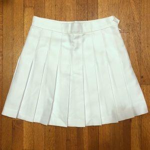 NWT AMERICAN APPAREL Tennis Skirt - 2015 Version